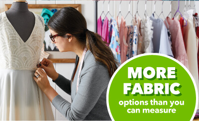 More fabric than you can measure at JOANN, 1265 Polaris Pkwy, Columbus, OH
