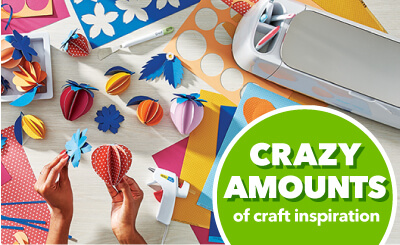 Crazy amounts of craft inspiration at JOANN, 1265 Polaris Pkwy, Columbus, OH