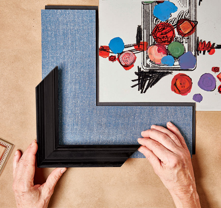 joann offers custom framing display your memories in style