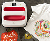 hands on with cricut easy press