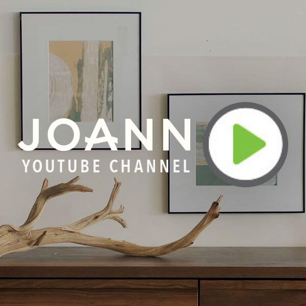 Joann YouTube Channel